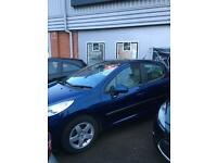 Peugeot 207 reduced