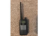 Uniden UBC-3500XLT radio scanner