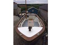Buccaneer 16 Cornish Cove boat