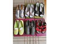 6 new pairs of hotter size 5
