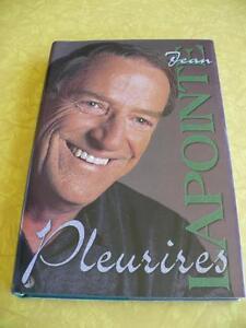 PLEURIRES-JEAN LAPOINTE(autobiographie)