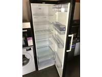 Ex display beko larder fridge...Retailing for £379...free delivery installation
