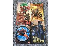 Graphic Novels (x4)