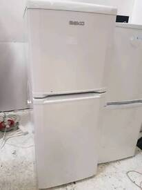 Beko fridge and freezer