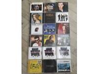 Robbie Williams & Take That Cd's
