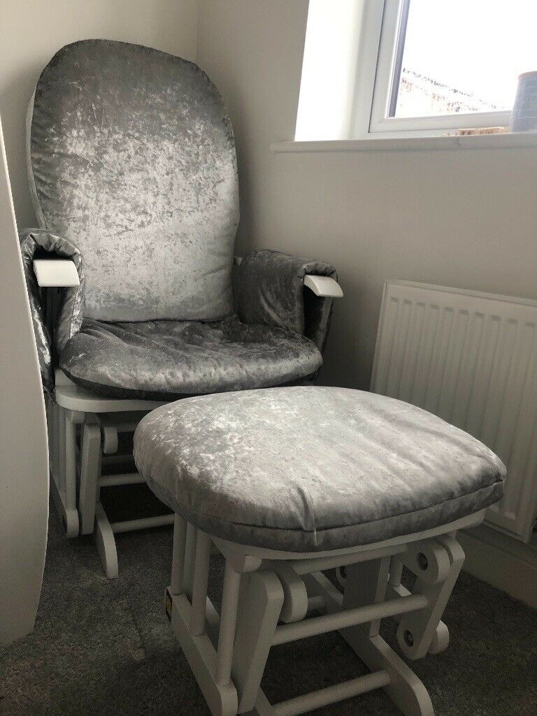 Tutti Bambini Glider Chair Footrest In Sunderland Tyne And Wear Gumtree
