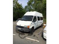 Ford transit LWB high top campervan ***LPG***