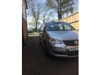 2007 VW Touran SE 2.0 TDI (130BHP) 7 seater