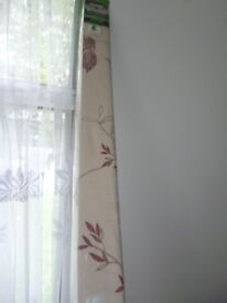 Blind for window was £59.99 now £29 width 153 cm/ D 137 cm