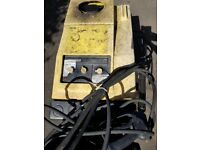 Karcher hot water pressure washer -not working Free to anyone who wants to collect it.