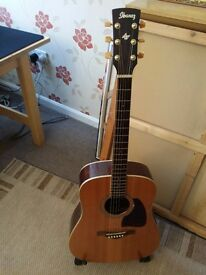 Ibanez Dreadnought Acoustic Guitar Artwood series