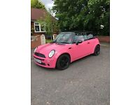 Pink Mini One for sale