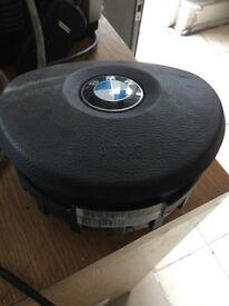 Bmw airbag