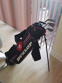 Kids Golf Bag and Clubs **Ideal Christmas Gift**