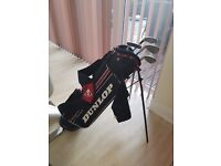 Kids Golf Bag and Clubs **Ideal Christmas Gift**