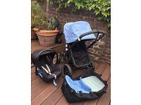 Bugaboo Chameleon 3 + Maxi Cosi car seat