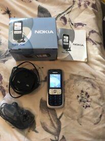 Basic Mobile phone, Nokia 2630