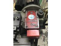 Slice Lancer, key cutting machine, mortise key, good condition.