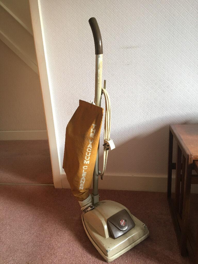 Hoover Junior Vacuum Cleaner 1960s 70s Model 1346 In