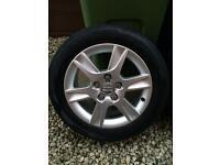 "Alloy wheels 16"" 5x112 AUDI, VW, SEAT, SKODA"