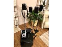 Logitech Z5500 VERY GOOD CONDITION WITH SPEAKER STANDS