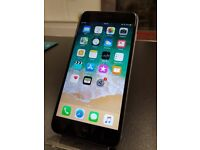 Apple IPhone 6S Space Grey 128GB Unlocked With Warranty Like New