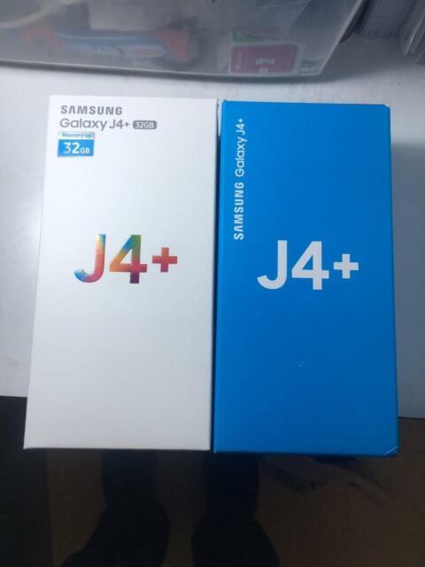 Brand new in box Samsung galaxy J4 Plus 32gb j6 32gb j6 Plus 32gb j2 core  unlock £99 2018 model | in St Helens, Merseyside | Gumtree