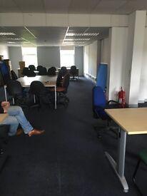 25/30 person office erdington £25 per person per week
