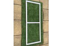 Light box section steel frame, door, gate, home DIY