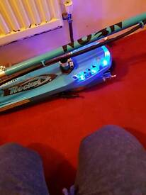 Electric Rocket Scooter