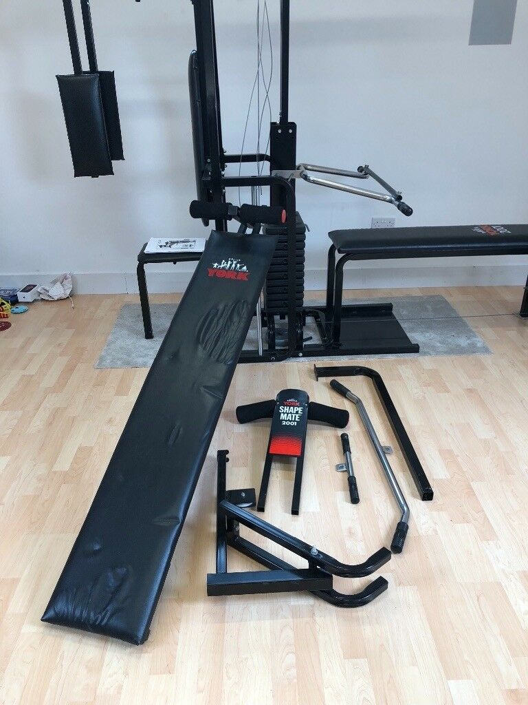 Top five york fitness multi gym instructions fullservicecircus