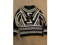 Used - Zara jumper - worn a few times - good condition - size L