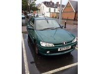 Peugeot 306 LX Automatic 5 door hatchback, used daily, long MOT, offers considered!