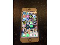 I phone 6 64gb silver - Unlocked - Good condition
