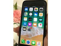 Apple I phone 7 black 16 GB