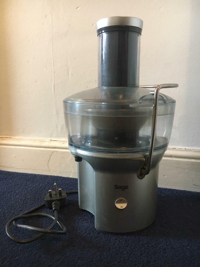 Sage Nutri Juicer Compact BJE200 in