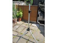 Satellite tripod stand
