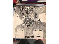 The Beatles - Revolver Vinyl Record LP Album
