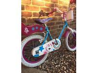 Child's bike age 3