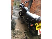 Good bike for price selling as no longer needed