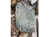 2 large monolith slates