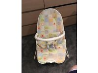 Winnie the Pooh bouncy chair hardly used
