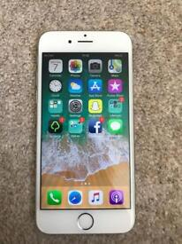 IPhone 6s 16gb in silver