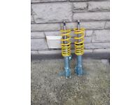 Brand new FK front coilovers astra h