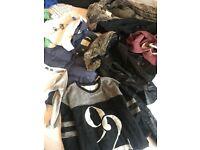 Superdry, Topshop, Hollister, Jack Wills, New Look designer clothes bundle