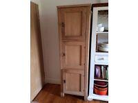 kitchen larder/ storage cupboard