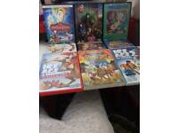 Job lot of dvds for kids