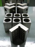 ANGLE PLATES AND GRINDING SUPPORT BLOCKS