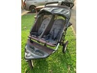 Out N About Nipper 360 Double Pram / Buggy