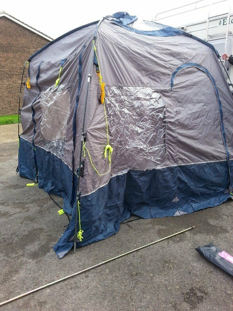 Motorhome Campervan Awning Drive Away Freestanding In